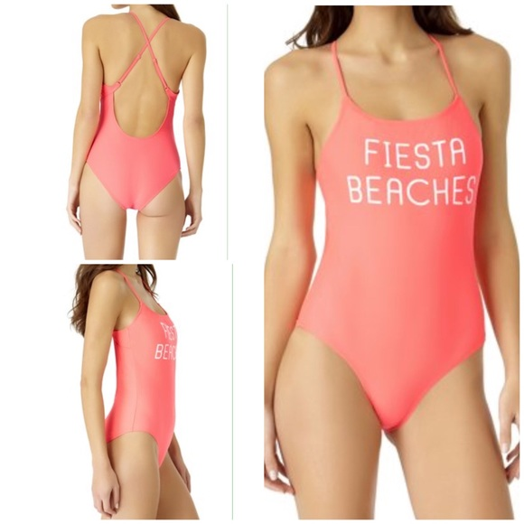 52df2d4475 No Boundaries Swim | Fiesta Beaches One Piece Suit | Poshmark